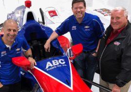 Tony Kanaad, AJ Foyt Racing