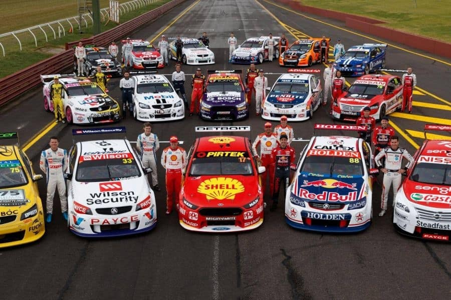 V8 Supercars Calendar Grows To 16 Events For 2018