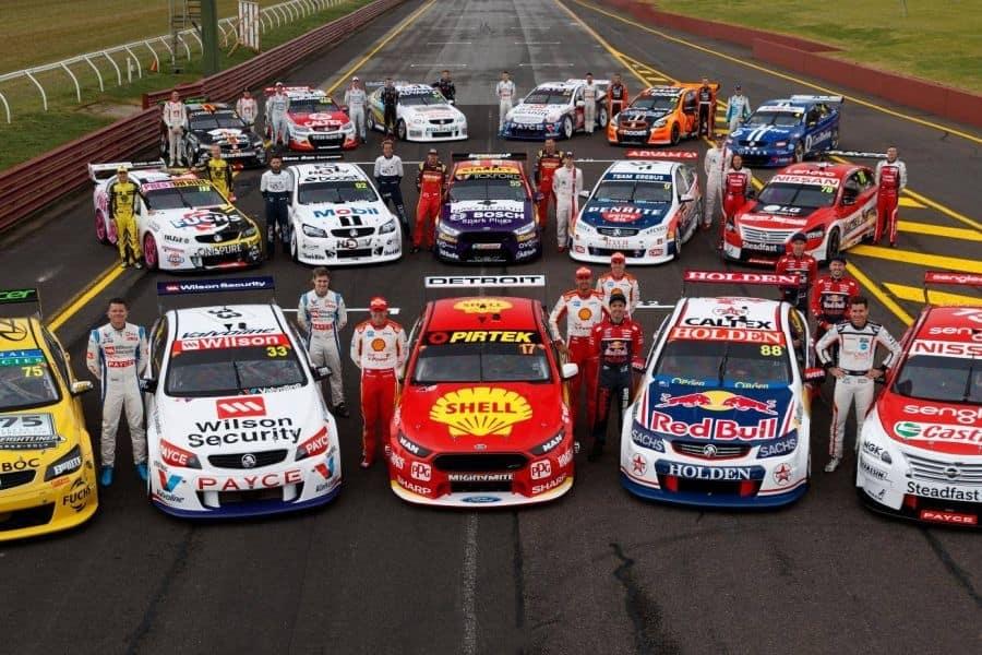 V8 Supercars Championship