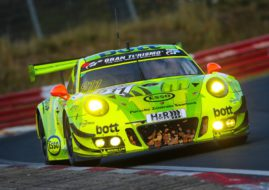 VLN round 9, Manthey Racing Porsche 911 GT3 R