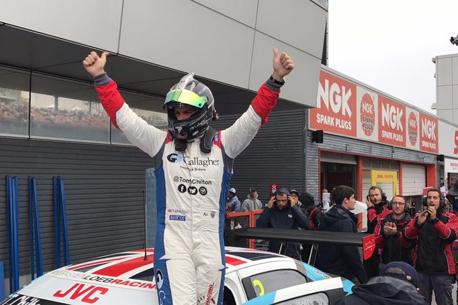 WTCC Japan, Opening race winner Tom Chilton