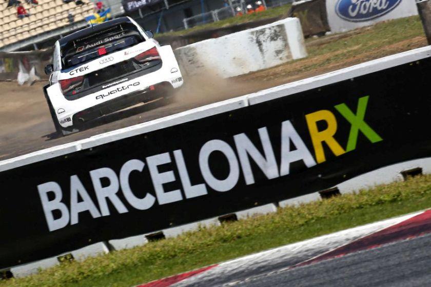 FIA World Rallycross Championship, Barcelona RX