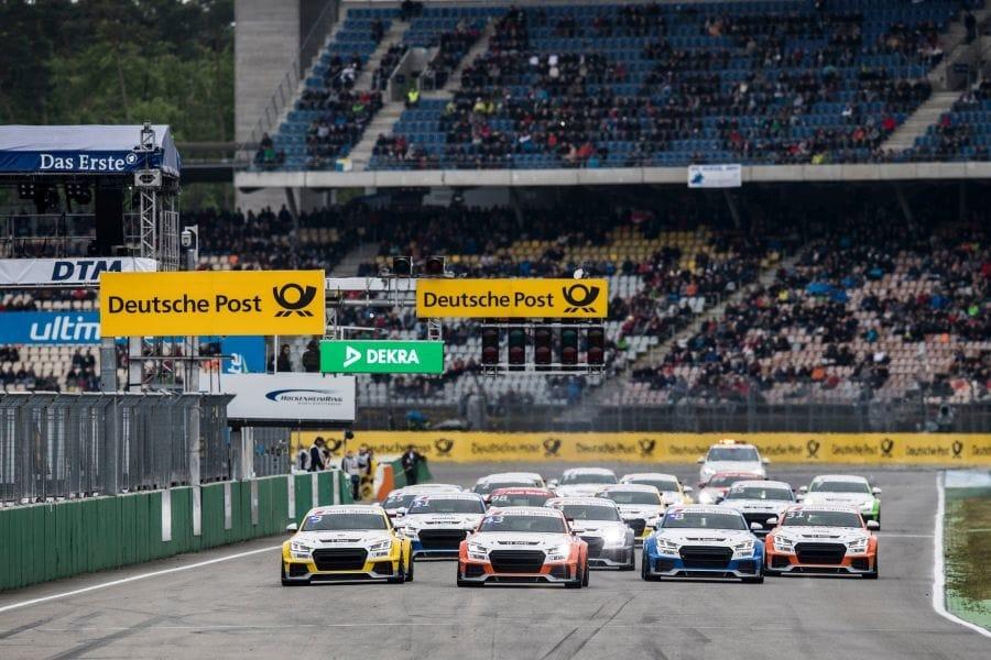 Audi Sport TT Cup at Hockenheimring