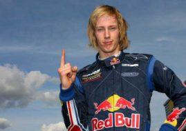 Brendon Hartley Red Bull Toro Rosso