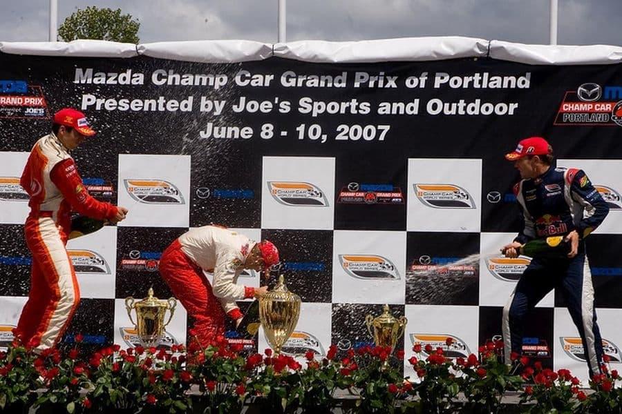 2007 Champ Car Portland