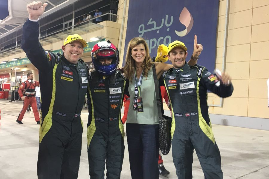 Aston Martin Racing takes title in the GTE Am class