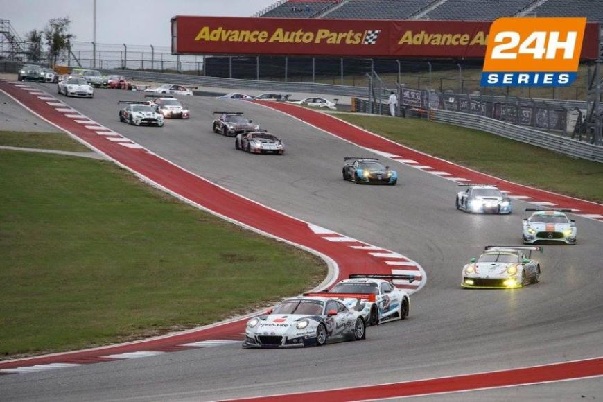 24 hours of COTA, race