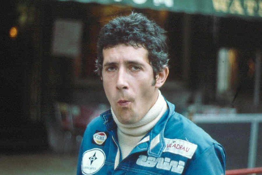 Antonio Zanini in 1977