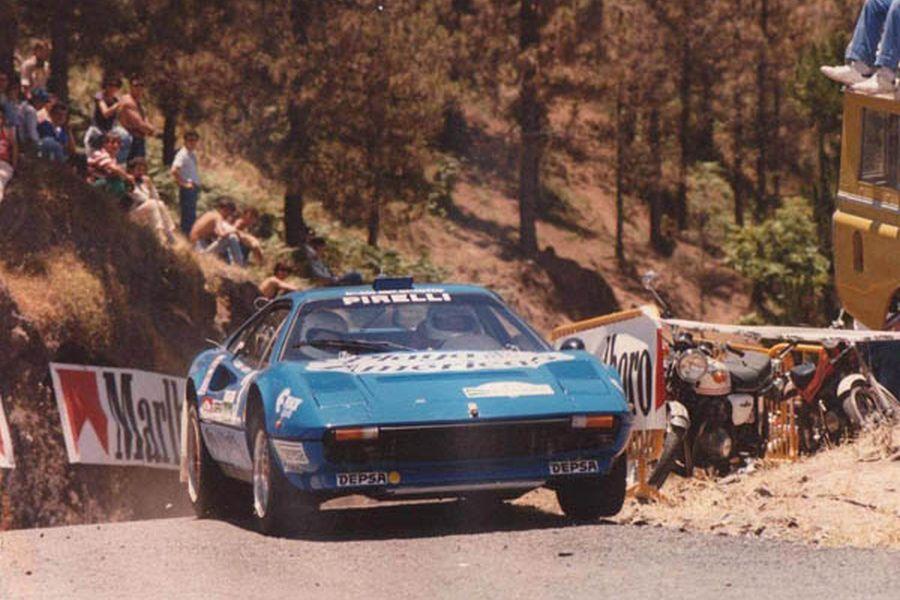 Antonio Zanini 1984 Ferrari
