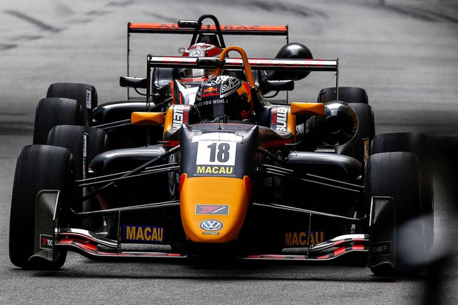 Dan Ticktum Macau Grand Prix