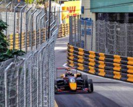 F3 Macau Grand Prix: Dan Ticktum wins in a crazy finish