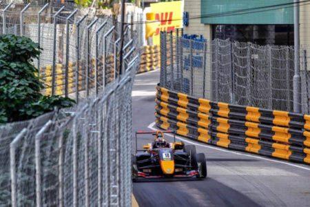 Dan Ticktum Formula 3 Macau Grand Prix