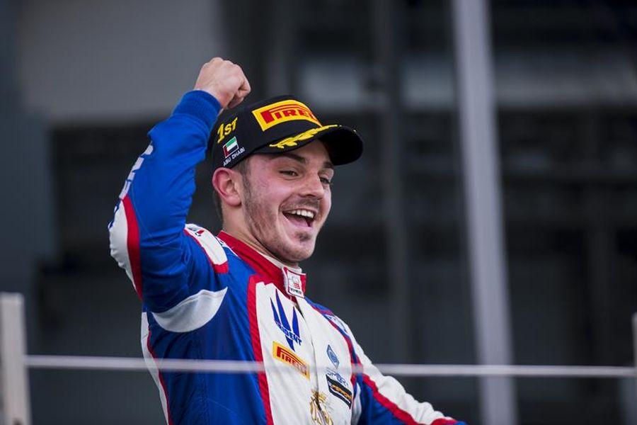 Dorian Boccolacci wins at Abu Dhabi