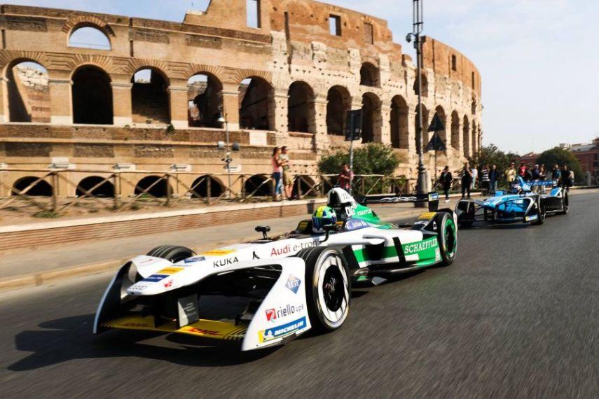 Rome will host Formula E race in April 2018