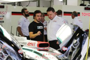 Fernando Alonso (ESP) TOYOTA GAZOO Racing. World Endurance Championship. 6 Hours of Bahrain 19th November 2017 Bahrain International Circuit, Bahrain.