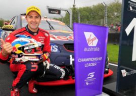 Jamie Whincup, Auckland SuperSprint
