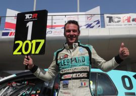 Jean-Karl Vernay 2017 TCR International champion