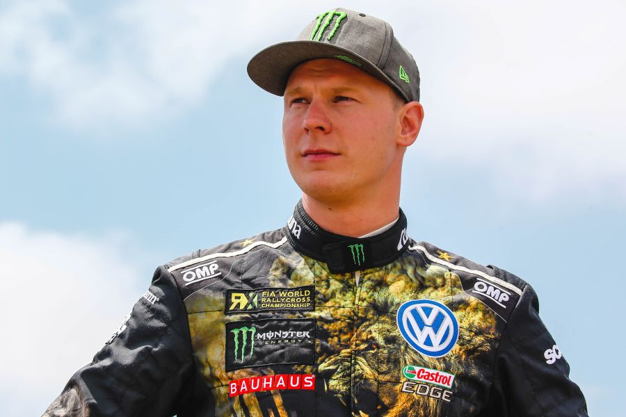 Johan Kristoffersson World RX South Africa, 2017 world champion