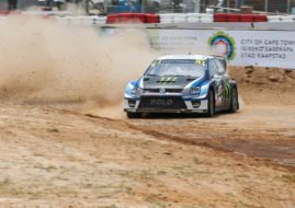 Johan Kristoffersson World RX South Africa