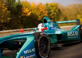 Kamui Kobayashi, Formula E, Andretti