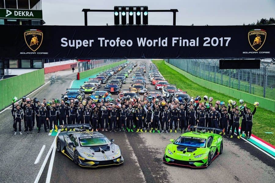 Lamborghini Super Trofeo World Final 2017, Imola