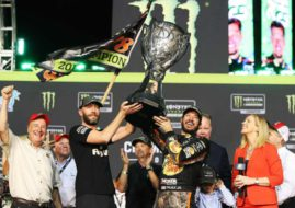 Martin Truex Jr 2017 NASCAR Cup Series champion