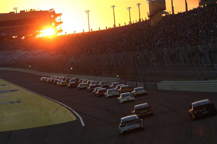 Monster Energy NASCAR Cup Series