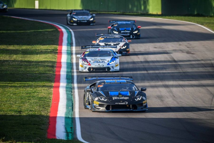 Lamborghini Super Trofeo World Final Imola
