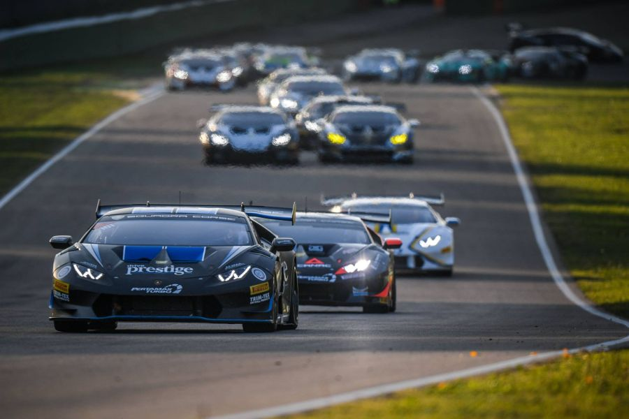 Lamborghini Super Trofeo World Final Imola, Prestige Performance Huracan