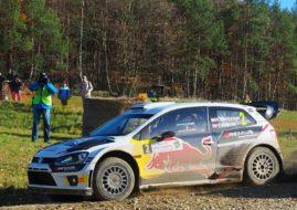 Raimund Baumschlager, Volkswagen Polo R WRC