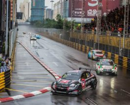 WTCC Macau: Record-breaking ninth win for Rob Huff