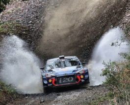 Rally Australia: Neuville closes a season with his fourth victory