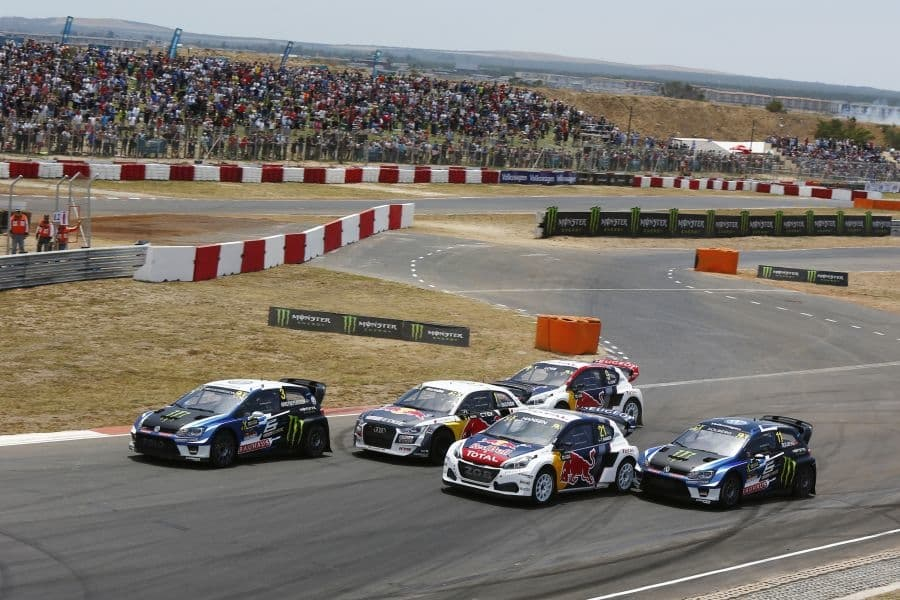 2017 World Rallycross Championship, South Africa