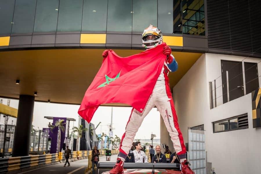 2017 WTCC Race of Macau, Mehdi Bennani