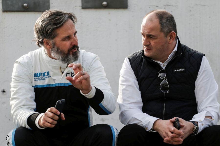 MULLER Yvan (fra) Volvo WTCC development driver