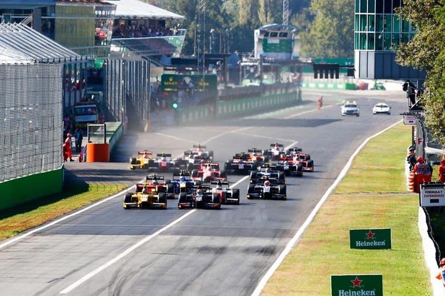Formula 2, Monza