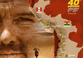 2018 Dakar Rally, 40th edition, Peru Bolivia Argentina route