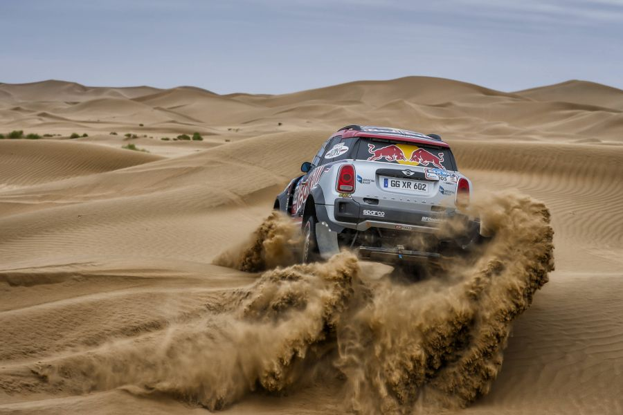 Dakar Rally preview, Mini John Cooper Works Rally