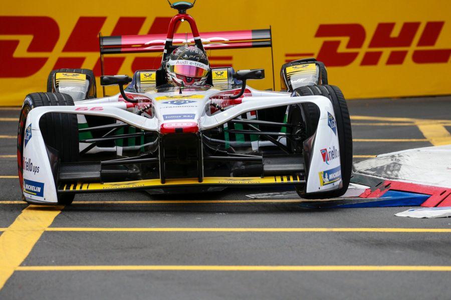 Daniel Abt Hong Kong ePrix