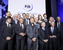The FIA Hall of Fame was inaugurated, 33 F1 champions are in