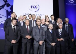 FIA Hall of Fame inauguration