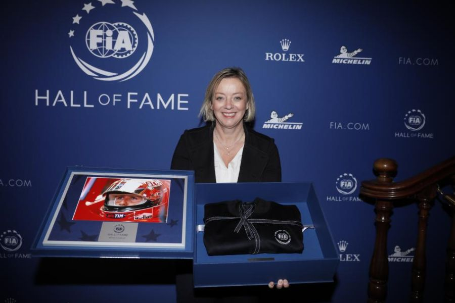 FIA Hall of Fame, Michael Schumacher