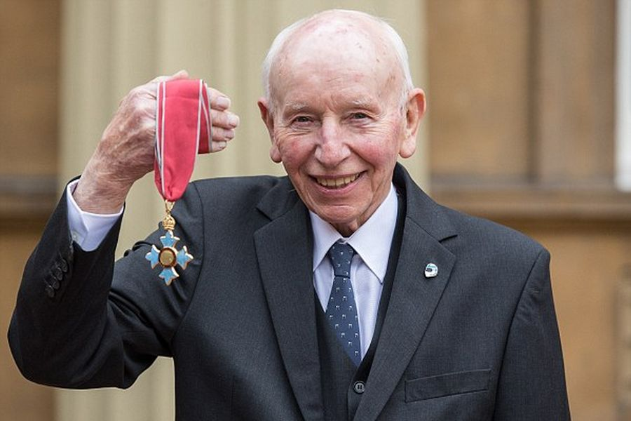 John Surtees CBE 2016