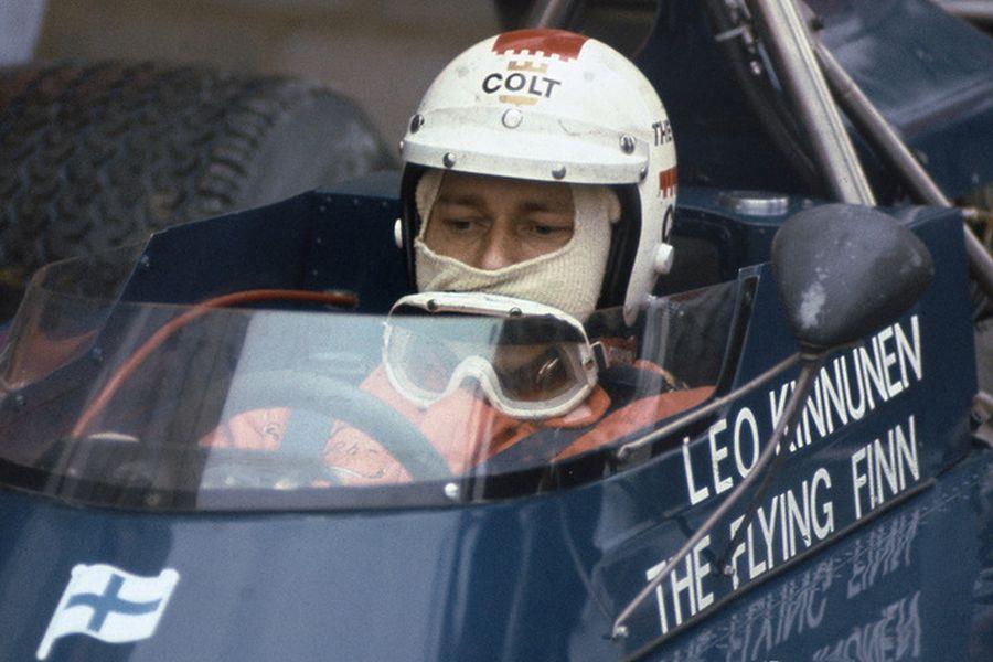 Leo Kinnunen 1974