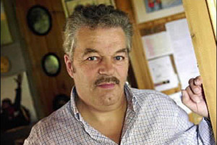 Martin Schanche in 2003