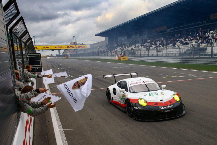 Porsche GT Team, Porsche 911 RSR