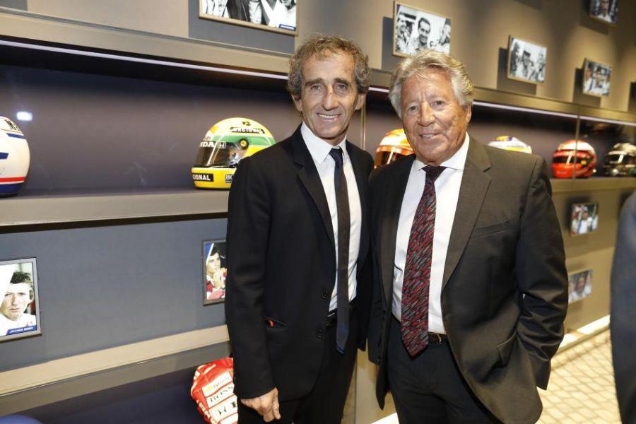 FIA Hall of Fame inauguration