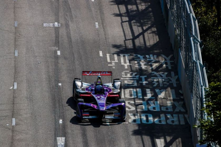 Sam Bird, DS Virgin Racing, Hong Kong ePrix
