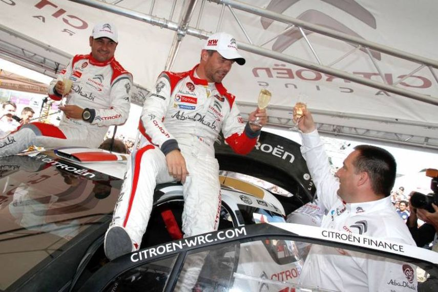 Sebastien Loeb scored his last WRC victory at 2013 Rally Argentina