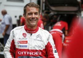 Sebastien Loeb Citroen Racing